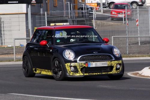 Cooper S JCW GP